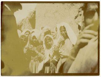 Fotografie Nazareth. Burh [?]