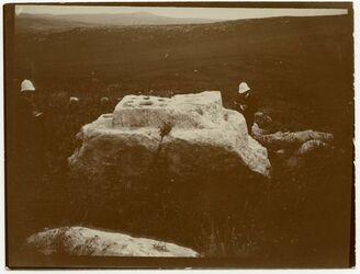 Fotografie Altar [?] b. sar