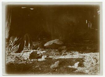 Fotografie Aus d. Beduinenlager in Gor (nördl. v.