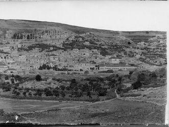 Fotografie Panorama Nazareth VIII