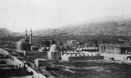 Fotografie Damaskus Original essalihije [es-Salihije] v. S