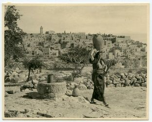 Fotografie Bethlehem v. N