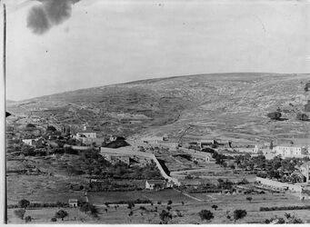 Fotografie Panorama v. Nazareth 3 doppel [?]