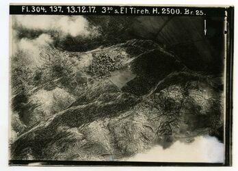 Fotografie s. El Tireh [et-Tire] Bet Nebala [Bir Nabala] of 2980 [GDIp01467]. 2830 [GDIp01468] Bb Nr43