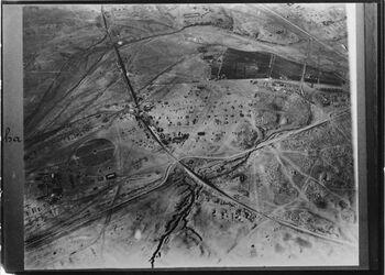 GDIp01455; Fotografie; Haifa el-Asludsch ? (of Wegerand, Sinai, Tafel VIII, wo alles anders, aus Bestand von gut 1.300