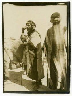 Fotografie in Bethlehem [Beduinen]