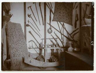 Fotografie Museum d. Instituts [Palästinainstitut, Jerusalem]