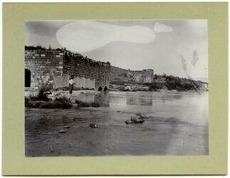 Fotografie Fischer bei Kapernaum [Kafarnaum]