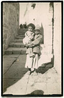Fotografie Jerusalem [Kinder]
