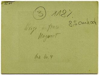 GDIp01911; Fotografie; Frau u. Wiege. Nazaret [Nazareth], in Bestand von rund 5.000 nach Themen und Orten sortierten Kleinbildabzügen