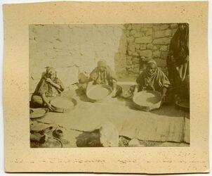 Fotografie Getreidereinigen elkerak [al-karak]