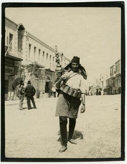 Fotografie Jaffastr [wohl Jerusalem]