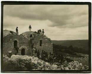 Fotografie Bau in Ramallah