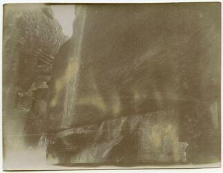 Fotografie Inschriften bei Ennwer Petra