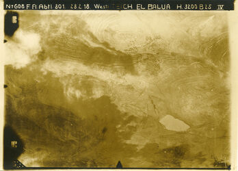Fotografie Westl. Teich El Balua (Al-Balua) el-balu (Al-Balua) mit westl. Gelände