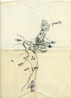 Karte Silwad und Umgebung