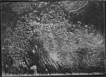 Fotografie Bethlehem Holzhausen- Steinkraut Bethlehem Altsta. U. westl. Vorstadt unten l. Geburtskirche UBR SO