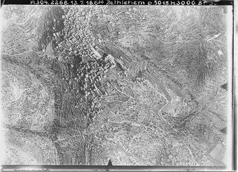 Fotografie Bethlehem Bb. Nr. 32 Hebr.str.Nr.4c V.916a.605