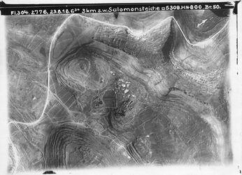 Fotografie s. w. Salomonsteiche Hebronweg Nr.9 südl. v. nebi danjan [scherafet en-nebi Danjan]