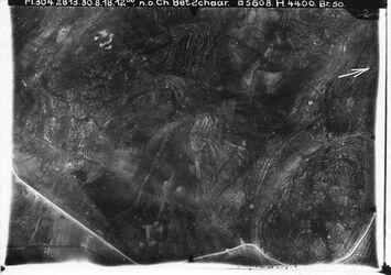 Fotografie n. ö. Ch. Bet Schaar Hebronweg Nr 11a Anschluss an 10 [GDIp00412] Teil von 11 [GDIp00413] Wasserleitung