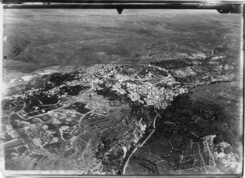 Fotografie Safed in Obergaliläa