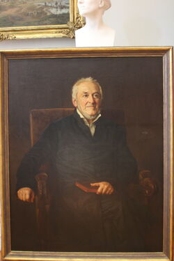 KU000125; Arndt, Ernst Moritz; Gemälde