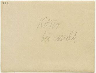 GDIp02242; Fotografie; Kelter bei essalt [es-salt], in Bestand von rund 5.000 nach Themen und Orten sortierten Kleinbildabzügen