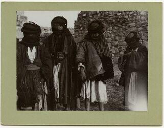 Fotografie Bauernburschen in Madaba [Kinder]