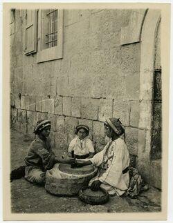 Fotografie Ramallah [Mühle]