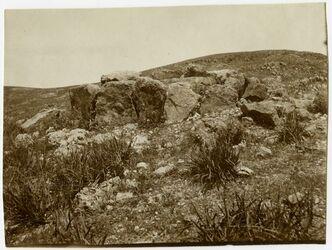 Fotografie Steinkreis bei abu-rrdene