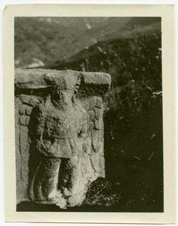 Fotografie Skulptur bei tell ehdeb