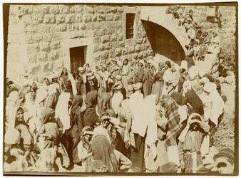 Fotografie Totenklage Ramalla [Ramallah]