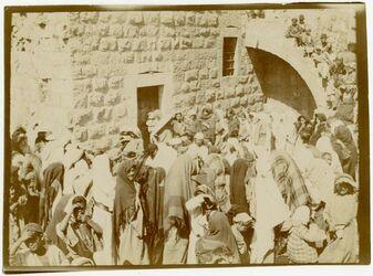 Fotografie Trauer [Ramallah]