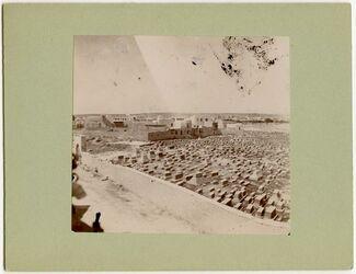 Fotografie Katholischer Friedhof Aleppo