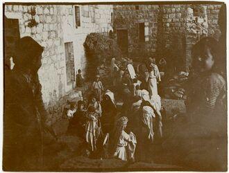 Fotografie Trauer Ramallah