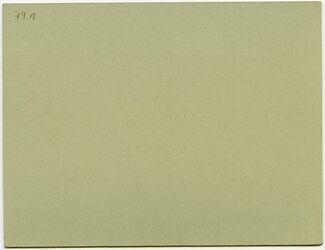 GDIp02809; Fotografie; [wohl Frau Wäsche waschend], in Bestand von rund 5.000 nach Themen und Orten sortierten Kleinbildabzügen
