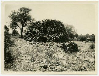 Fotografie kasr bei sitt el-bedije