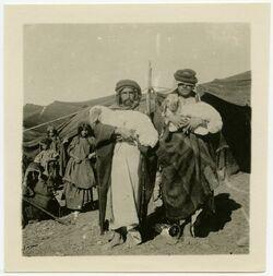 Fotografie Jericho [Beduinen, Zelt]