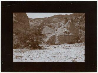 Fotografie kasr ez-zuwera von Osten [mizpe zohar]