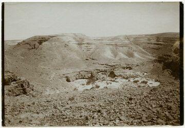 Fotografie Seitenschlucht oberhalb ezzuwera ettahata [mizpe zohar]