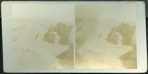 Stereofotografie Jericho