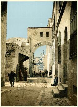 Photochrom Jérusalem. L