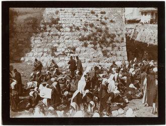 Fotografie Kastellgraben [Jerusalem]
