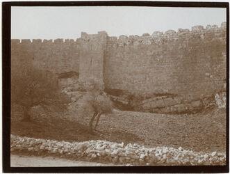 Fotografie Nordmauer Nr. I [Jerusalem]