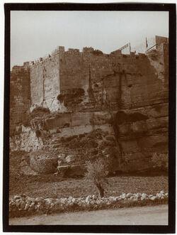Fotografie Nordmauer Nr. II [Jerusalem]