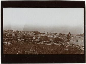 Fotografie Jaffavorstadt v. SW [Jerusalem?]