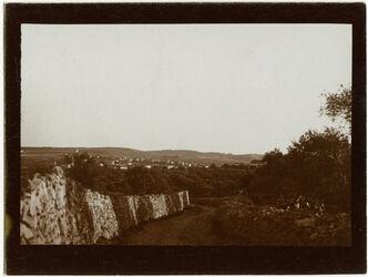 Fotografie Deutsche Kolonie n. Mar eljas v. N [Jerusalem]