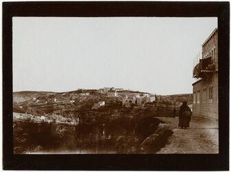 Fotografie Berg des b. Rats v. Montefiore [Jerusalem]