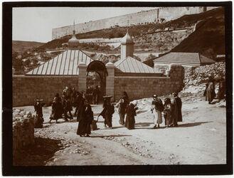 Fotografie Stephanusheiligtum der Griechen [Jerusalem]