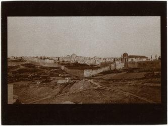 Fotografie Jerus. v. silwan [Jerusalem]